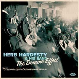 Hardesty ,Herb & His Band - The Domino Effect :Wing...