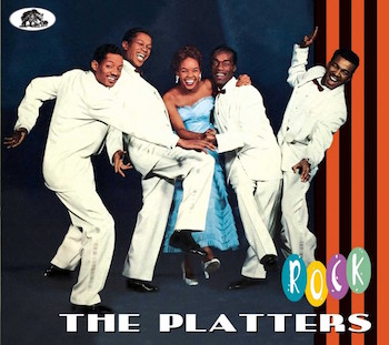 Platters ,The - Rock