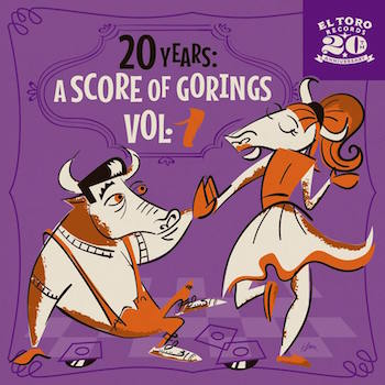 V.A. - 20 Years : A Score Of Gorings Vol 1