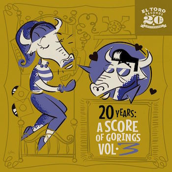 V.A. - 20 Years : A Score Of Gorings Vol 3 ( ltd color )