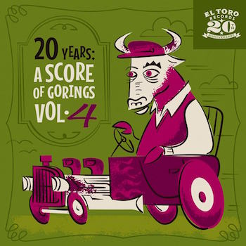 V.A. - 20 Years : A Score Of Gorings Vol 4 ( ltd color )