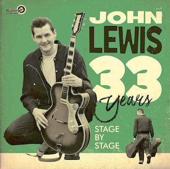 Lewis ,John - 33 Years Stage By Stage ( 2 cd's )