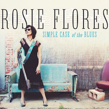Flores ,Rosie - Simple Case Of Blues ( cd)