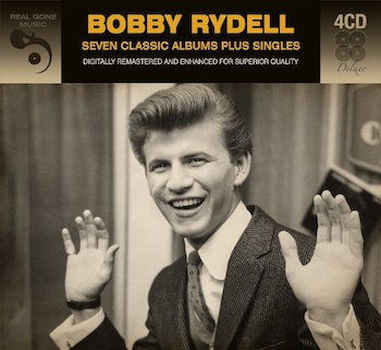Rydell ,Bobby - Seven Classic Albums Plus Singles ( 4cd's box )