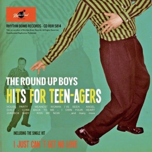 Round Up Boys ,The - Hits For Teen-Agers
