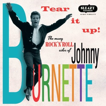 Burnette ,Johnny - The Many Rock'n'Roll Sides Of (ltd 6 Ep Box )