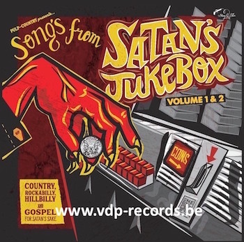 V.A. - 2on1 Songs From Satan's Jukebox Vol 1 - 2 ccd)